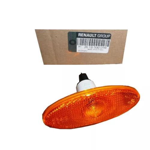 Renault Master 2010-tol oldalfüggetlen Szélesség jelző lámpa foglalattal