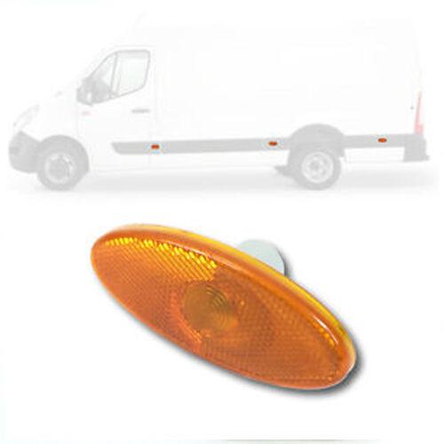 Renault Master III 2010-15-ig szélesség jelző lámpa