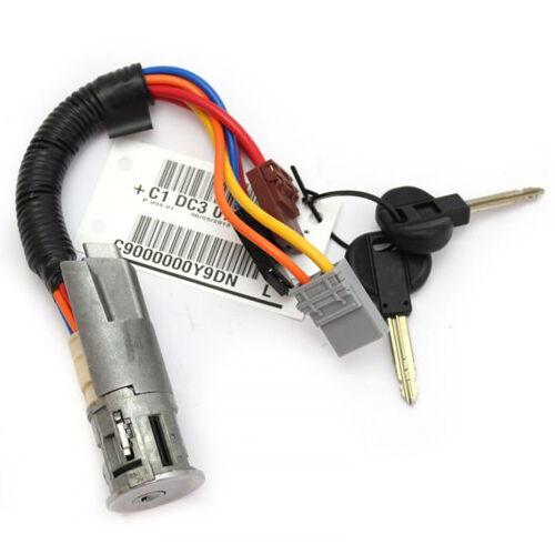 Citroen Jumpy új utángyártott gyújtáskapcsoló 1995-2017-ig  4162.W4, webáruház, alkatrészek