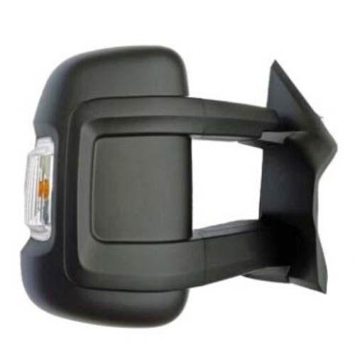 Citroen Jumper új utángyártott visszapillantó tükör jobb oldal hosszú karú platós kivitelhez 2006-tól 735424395