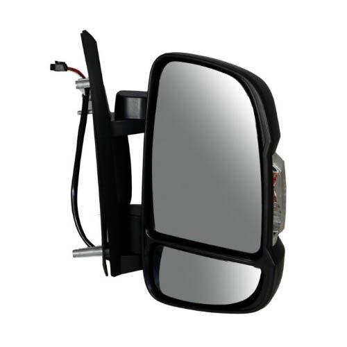 Citroen Jumper új utángyártott visszapillantó tükör jobb oldal rövid karú 2006-tól 735424397