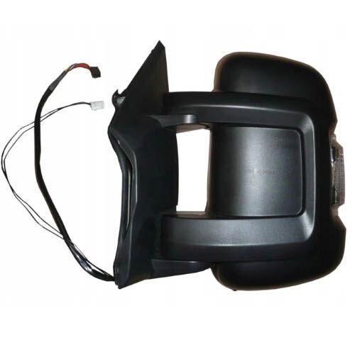 Citroen Jumper új utángyártott visszapillantó tükör bal oldal rövid karú 2006-tól