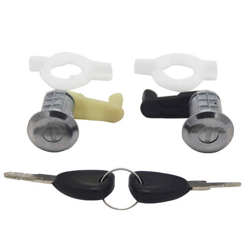 Renault Megane I új utángyártott hengerzár szett kulcsokkal 1996-2003-ig 7701468981