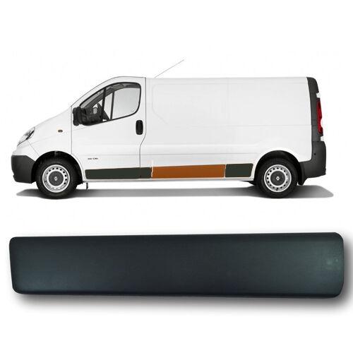Renault Trafic 2001-2014-ig Díszléc bal oldali toló ajtó vagy karosszéria új utángyártott Renault alkatrész