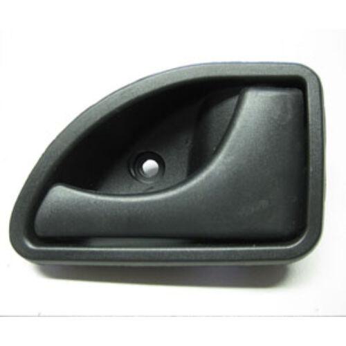 Renault Kangoo 1998-2007-ig jobb belső kilincs fekete