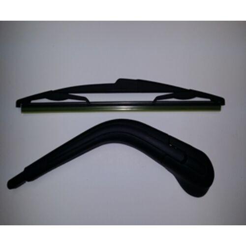 Citroen Jumpy I új utángyártott hátsó ablaktörlő kar és lapát 1994-2007-ig
