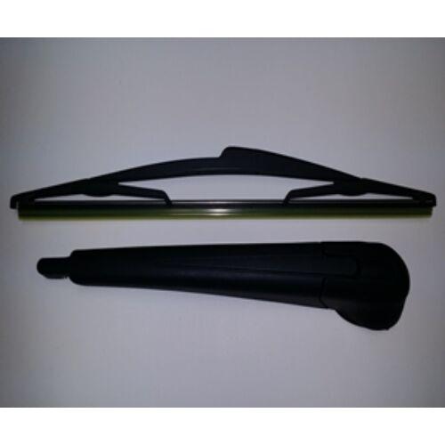 Citroen Jumpy II új utángyártott hátsó ablaktörlő kar és lapát 2007-től