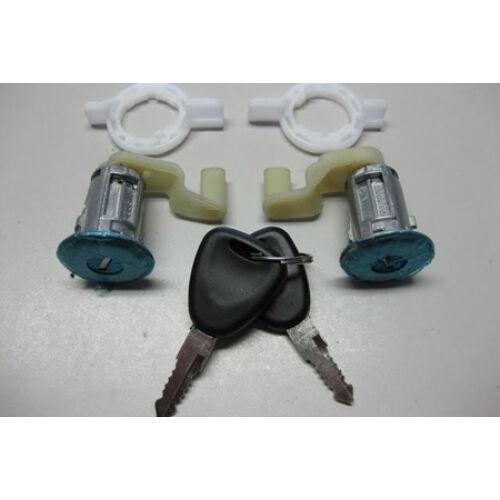Renault Clio II hengerzár szett kulcsokkal