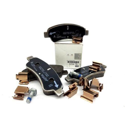 Citroen C-Elysee gyári új fékbetét garnitúra tárcsafékhez, hátsó tengely 2012-től 4254.75