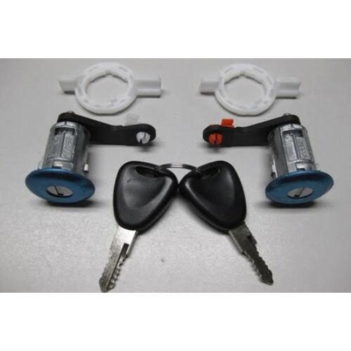 Renault Master II új utángyártott hengerzár készlet jobbés bal első ajtó 1998-2010-ig 7701470946
