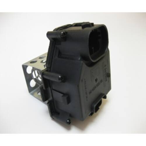 Citroen C4 öt ajtós új utángyártott előtét ellenállás fekete csatlakozós 2004-2010-ig