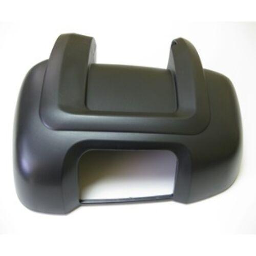 Citroen Jumper új utángyártott bal visszapillantó tükör burkolat rövid karú, hátlap 2006-tól