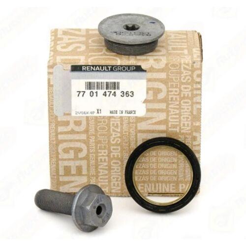 Renault Megane II 1.6 16V gyári új vezérlésmódosító kerék szimering készlet 2002-2012-ig 7701474363, webáruház, alkatrészek