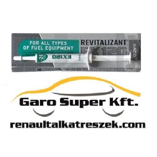 Xado EX120 üzemanyagrendszer revitalizáló