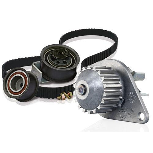 Citroen DS5 2011-től 1.6 HDI 112le-114le vezérműszíj készlet vízpumpával, vezérmű szett gyári új Citroen alkatrész