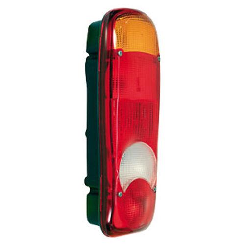 Renault Master III 20001-10-ig platós verzió hátsó lámpa búra