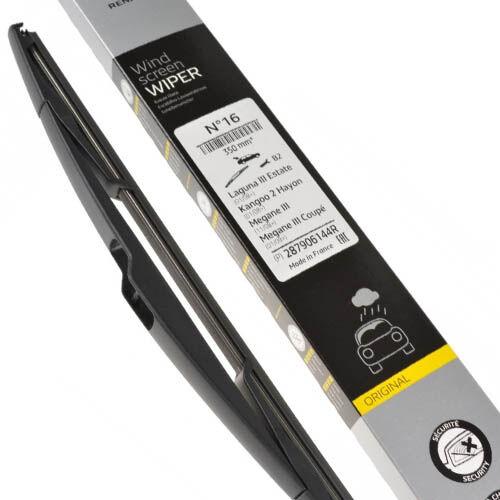 350 mm hosszú Ablaktörlő lapát hátsó