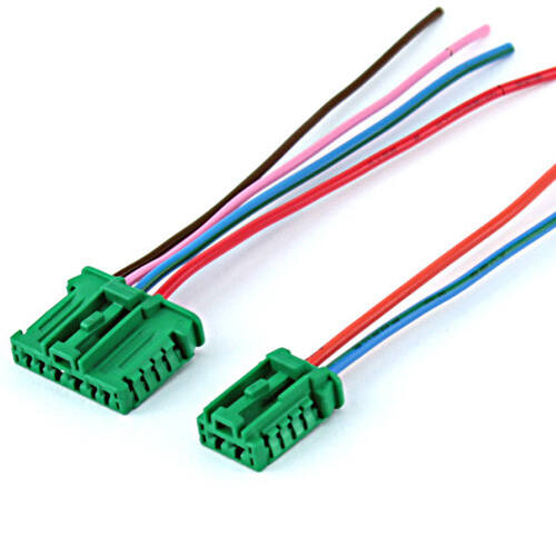 Citroen C3 I új utángyártott digitális előtét ellenállás kábelcsatlakozó 2002-2009-ig  6441.L2, webáruház, alkatrészek