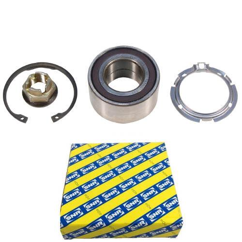 Dacia Sandero I 1.5dci új utángyártott kerékcsapágy mágnes jeladóval első tengely 2008-2012-ig 7701207677