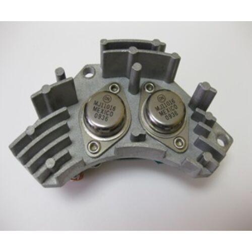 Citroen AX új tángyártott fűtőmotor előtét ellenállás diódás 1986-1998-ig.