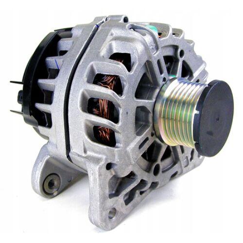Dacia Logan II Tce 90 gyári új generátor szabadonfutóval 2012-től 231008040R
