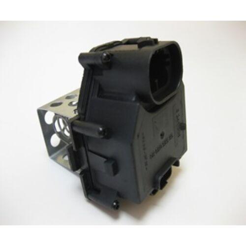 Citroen C4 Picasso új utángyártott előtét ellenállás fekete csatlakozós