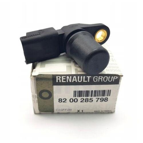 Renault Clio III 1.4 16V, 1.6 16V gyári új vezérműtengely jeladó 2005-2012-ig 8200285798  8200033686, webáruház, alkatrészek