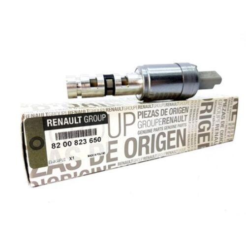 Renault Megane II 1.6 16v gyári új vezérlés szolenoid mágnesszelep 2002-2009-ig 8200823650  8200413185  8200240058, webáruház, alkatrészek